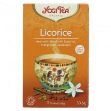Yogi Teas Organic Licorice...