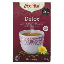 Yogi Teas Organic Detox 17...