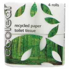 Ecoleaf 4 Pack Toilet Rolls...