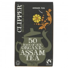 Clipper Organic Assam Tea...