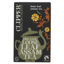 Clipper Organic Assam Loose...