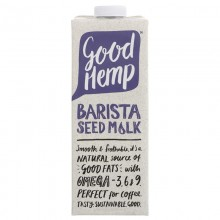 Good Hemp Barista Seed Milk...
