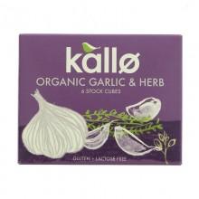 Kallo Foods Organic Garlic...