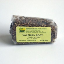 Cotswold Valerian Root 50g