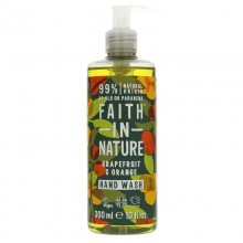 Faith In Nature Hand Wash -...