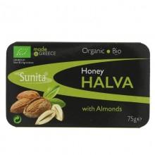 Sunita Organic Halva - Almond
