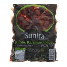 Sunita Black Olives - Kalamon