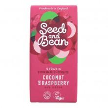 Seed & Bean Dark Chocolate...