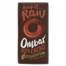 Ombar Raw Chocolate 90% Raw...