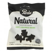 Panda Liquorice Bear Shapes...