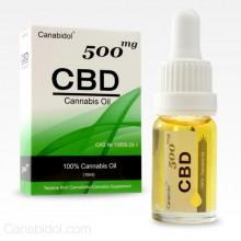 Canabidol CBD Oil 500mg...
