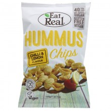 Eat Real (Cofresh) Hummus...