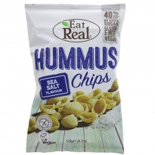 Eat Real (Cofresh) Hummus...