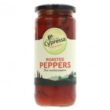 Cypressa Roast Red Peppers...