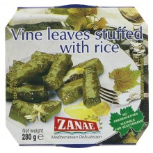 Zanae Stuffed Vine Leaves 280g