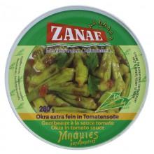 Zanae Okra In Sauce 280g