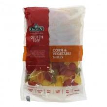 Orgran Corn & Veg Shells 250g
