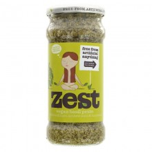 Zest Vegan Basil Pesto 340g