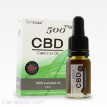 Canabidol CBD Raw Oil 500mg...