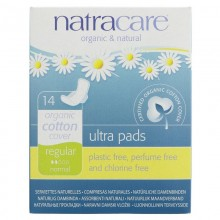 Natracare Ultra Pad + Wings...