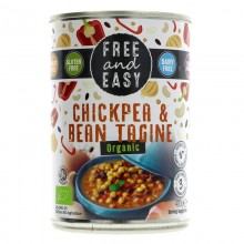 Free & Easy Chick Pea &...
