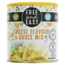 Free & Easy Cheese Flavour...