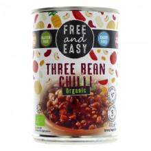 Free & Easy Three Bean...