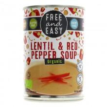 Free & Easy Lentil Red...