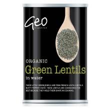Geo Organics Green Lentils...