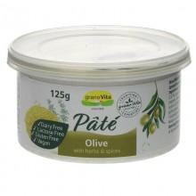 GranoVita Olive Pate Tins 125g