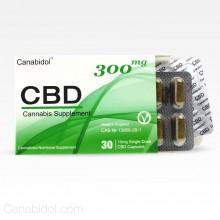 Canabidol CBD Oral Capsules...