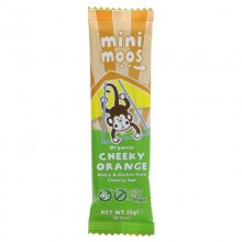 Moo Free Orange Mini Bar 20g