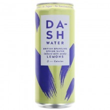 Dash Water Lemon 330ml