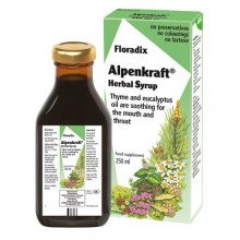Salus Alpencraft Syrup 250ml