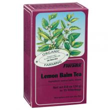 Salus Organic Lemon Balm...