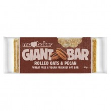 Ma Baker Giant Pecan Bar 90g