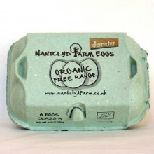 Nantclyd BioDynamic Eggs...