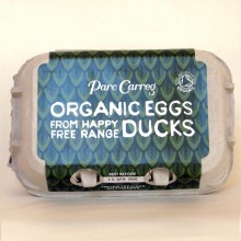 Parc Carreg Duck Eggs (Parc...