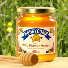 Honeycomb Wildflower Clear...