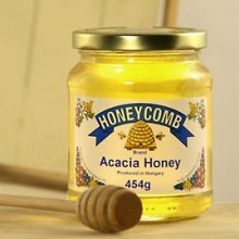 Honeycomb Acacia Honey 340g