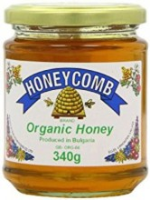 Honeycomb Organic Set Honey...