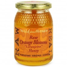 Wild About Honey Raw Orange...