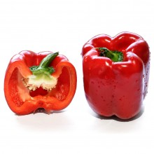Organic Peppers Red