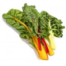 Organic Rainbow Chard