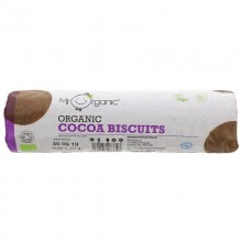 Mr Organic Cocoa Biscuits...