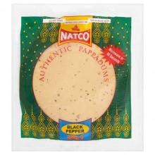 Natco Poppadoms - Black...