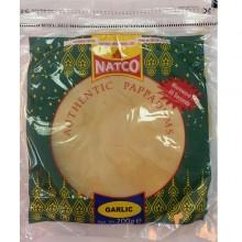 Natco Poppadoms - Garlic 200g