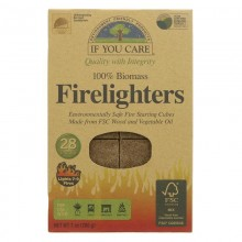 If You Care Firelighters 28...