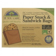 If You Care Sandwich Bags...