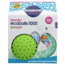 Ecozone Ecoballs 1000 washes